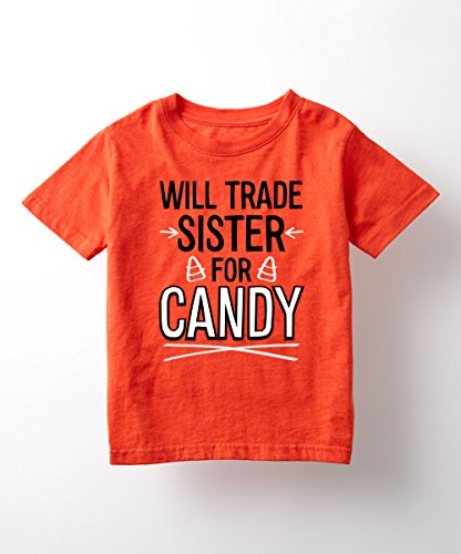 Will Trade Sister For Candy - Youth TODDLER SHORT SLEEVE TEE