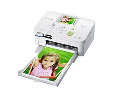 NEW DRIVER: CANON SELPHY CP760 PHOTO PRINTER