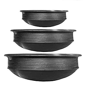 Best Black Clay Pots For Cooking In India 2021