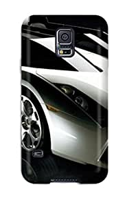 Tpu Fashionable Design Artistic Beautiful Car Rugged Case Cover For Galaxy S5 New
