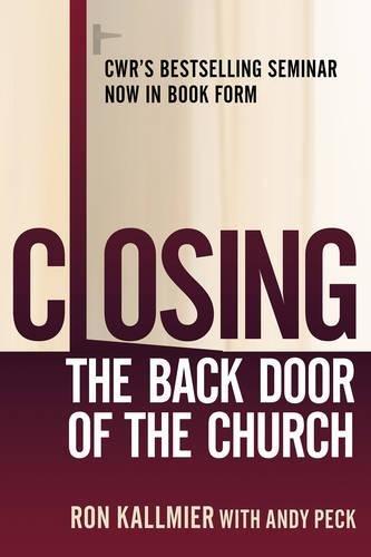 Closing the Back Door of the Church: Amazon.es: Kallmier ...