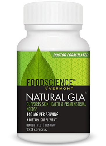 FoodScience of Vermont Natural GLA, Black Currant Seed Dietary Supplement, 180 Soft Gels by FoodScience of Vermont (Image #7)