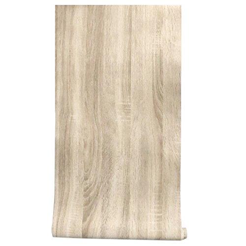 FANCY-FIX adhesivo decorativo para muebles en fibra de madera para ...
