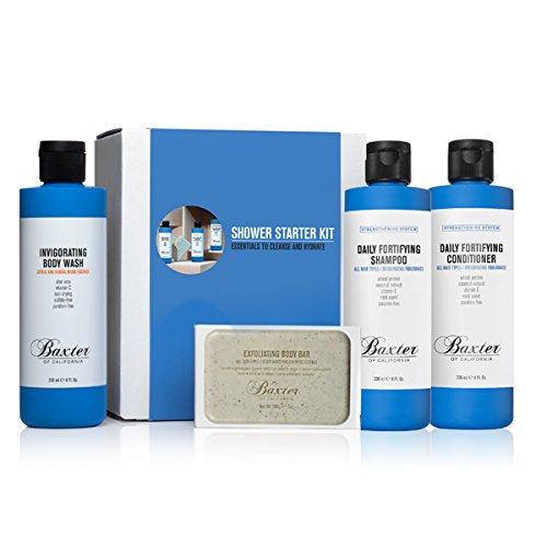 Baxter of California Shower Starter Kit by Baxter of California