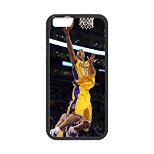 """Basketball star Kobe phone Case Cove For Apple Iphone 6,4.7"""" screen Cases FANS361484"""