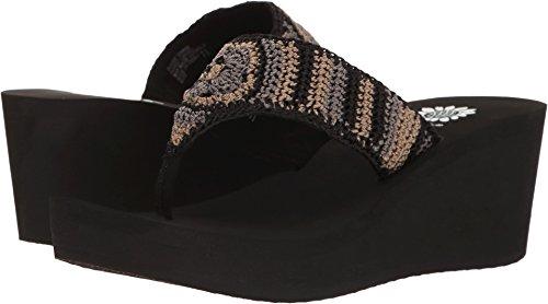 Multi Wedge Sandal - 9