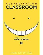 Assassination Classroom, Vol. 1