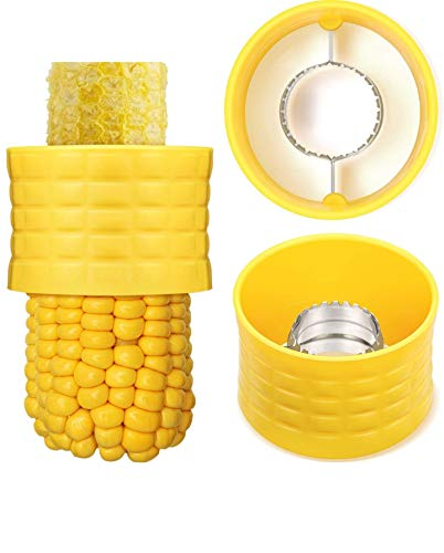 Kernel Corn Stripper with Stainless Steel Blade