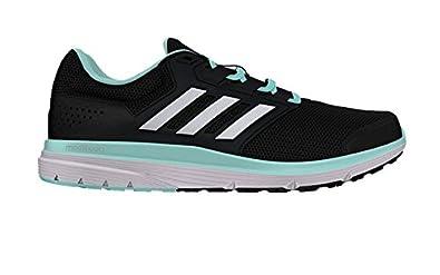 adidas Galaxy 4 W, Zapatillas de Deporte para Mujer, (Negbas/Ftwbla / Aquene), 40 EU: Amazon.es: Zapatos y complementos