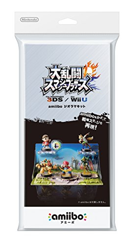 Diorama Kit for amiibo Super Smash Bros. Nintendo Wii ()