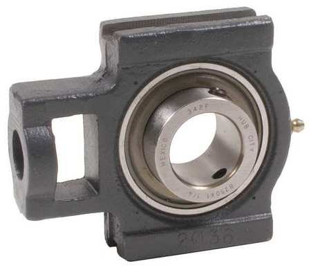 Take-Up Bearing, Bore 3/4 In, Wide Slot by Hub City