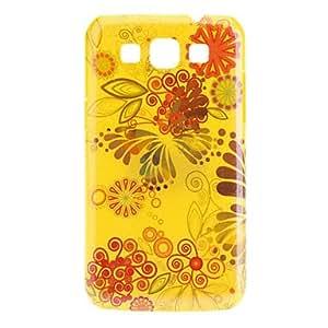 Flower Pattern Hard Case for Samsung Galaxy Win I8552