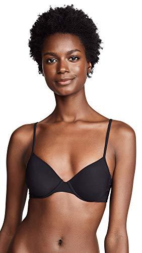 La Perla Women's Second Skin Bra, Black, 34B