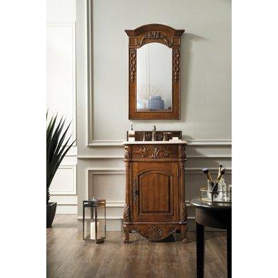 James Martin Vanities 24 in. Mirror in Cherry - 40h Bathroom Mirrors Vanity