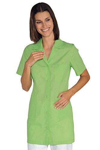 Isacco 20542 170 Pantalone Verde Nero Senza 40 Uomo Gr m² Poliestere 100 Pinces Mela qH1rSq