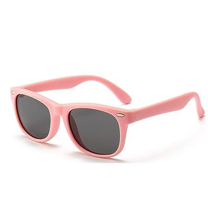 ZRWL Gafas de Sol para niños Gafas de Sol para bebés Chicos ...