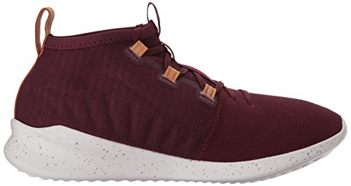 Cypher New Burgundy Balance v1 Veg Nubuck Men's Tan Leather 11qw6nAS