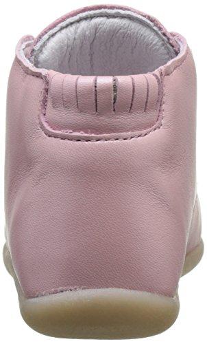 babybotte Floupi - Zapatos de primeros pasos Bebé-Niños Rose (Rose)