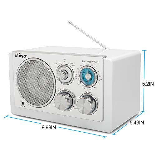 Buy table top radios best reception