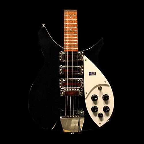 Rickenbacker 325C64 Guitar In Miami JetGlo