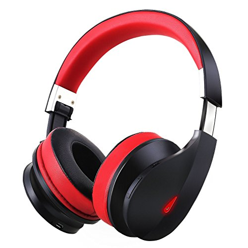 Ausdom Wireless Bluetooth Headphones, On Ear Stereo Bass...