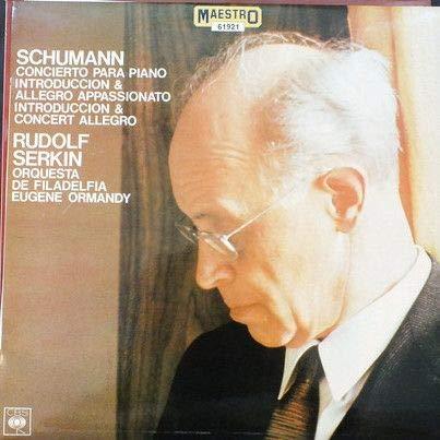 Eugene Ormandy Rudolf Serkin - Rudolf Serkin, Eugene Ormandy