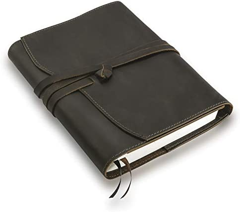 Leather Journal Refillable Notebook Sketch book product image