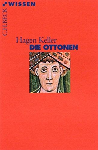 Die Ottonen Taschenbuch – 10. Mai 2017 Hagen Keller C.H. Beck 3406447465 Geschichte