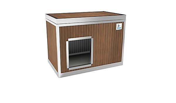 TRDC Caseta Aislante para Perros Standard Adventure para el Exterior: Amazon.es: Productos para mascotas