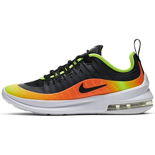 (Nike Kids Air Max Axis RF Shoe Black/Volt/Total Orange Size 6.5 M US)