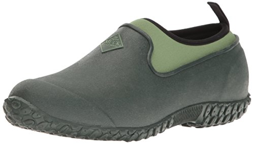 Rubber Garden Shoes,Green,9M US ()