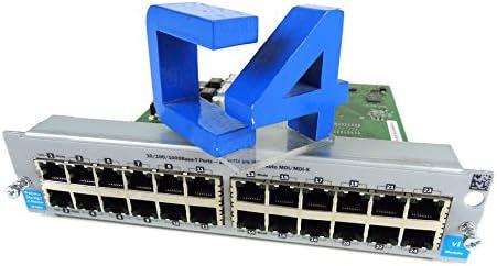 J8768-6110/â/€/‹1 J8768-69001 HP J8768A ProCurve vl 24-Port Module