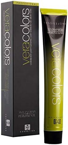 MH Cosmetics VeraColors Tinte Capilar Profesional con ...
