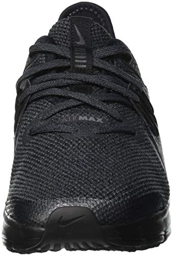 001 Mädchen Black Anthracite GS Schwarz Sequent Air Nike Max Gymnastikschuhe 3 aSO7Uvx