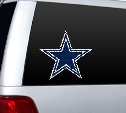 NFL Dallas Cowboys Die Cut Window Film