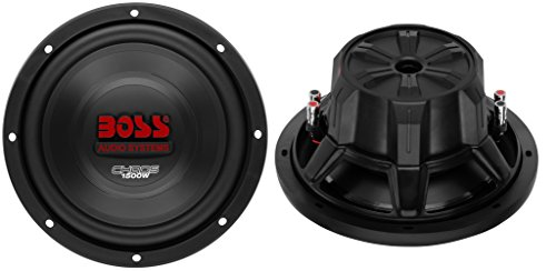 BOSS Audio 2 Boss CH10DVC 10' 3000W Car Subwoofers Audio DVC Power Subs Woofers 4 Ohm
