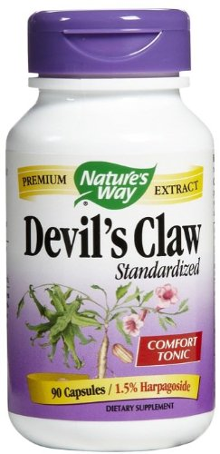 Devils Claw Standardized Extract - 2