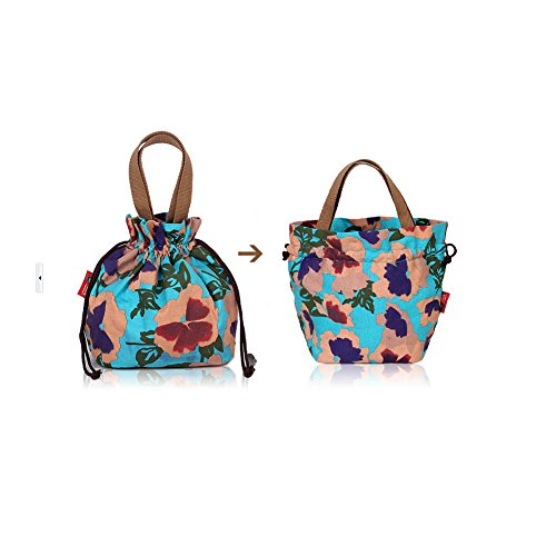 Amstyle New Fashion ladies' handbags Polyester waterproof lunch box bag Casual lunch box package for women