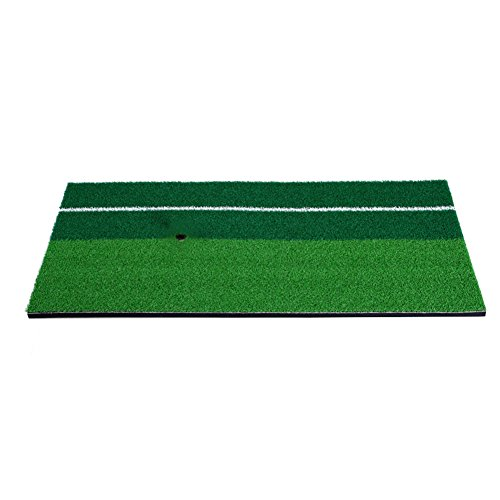HMX Mini Golf Hitting Mat Exercise Mat—11.81 inch X 23.62 inch(Without Balls and Tees)