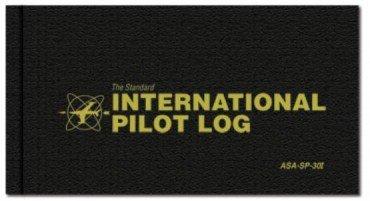 ASA INTERNATIONAL PILOT (International Pilot Log)