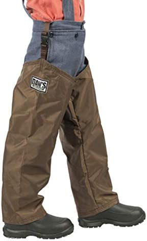 High-N-Dry Briarproof and Waterproof Protector Chaps Made in U.S.A.