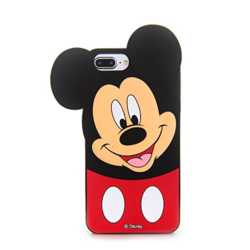 CHOCOCASE 3D Mouse Case for iPhone 7 Plus 7+ 5.5