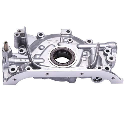 ECCPP Engine Oil Pump M158 028-0315 Fit for 1985-1988 Chevrolet Sprint, 1989-1997 Geo Metro, 1986-1995 Suzuki Samurai, 1989 Suzuki Sidekick, 1989-1997 Suzuki Swift Pump