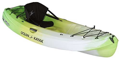Ocean Kayak Frenzy Sit-On-Top Recreational Kayak, Envy