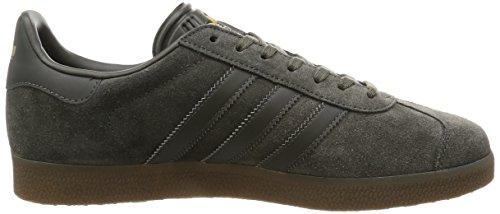 adidas Gazelle, Zapatillas Unisex Adulto Gris (Utility Grey /Utility Grey /Gum5)