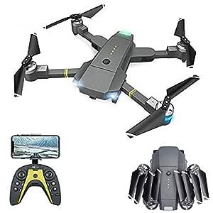 Drone con cámara 1080P HD, WiFi FPV Quadcopter con 50 Minutos (25 ...
