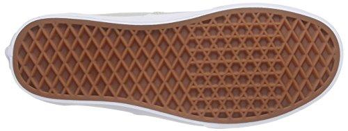 Furgoni Unisex-erwachsene Autentico Low-top Grau (attacco Pop / Grigio Violetto / Yucca)