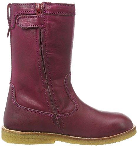 Bisgaard TEX Unisex-Kinder Kurzschaft Stiefel Rot (86 Bordo)