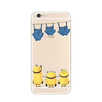 coque pour iphone 6 minion