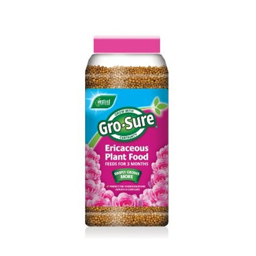 Gro-sure Ericaceous Slow Release Plant Food, 900 grams Westland